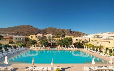 Отель Silva Beach Hotel 4* о. Крит – Ираклион Греция
