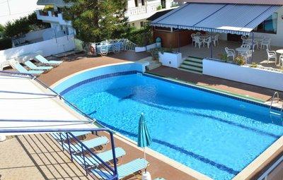 Отель Thisvi 2* о. Крит – Ираклион Греция