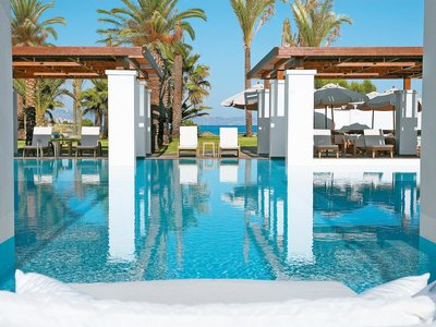 Отель Amirandes Grecotel Exclusive Resort 5* о. Крит – Ираклион Греция