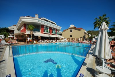 Отель Pasabey Hotel 4* Мармарис Турция