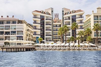 Отель Poseidon Hotel 4* Мармарис Турция