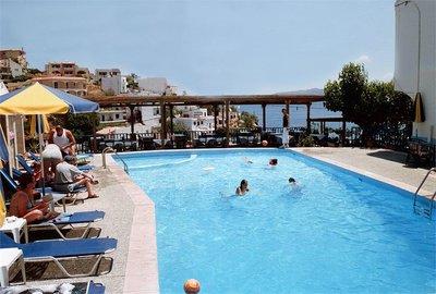 Отель Sofia Mythos Beach 3* о. Крит – Ретимно Греция