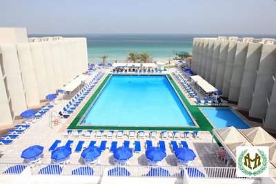 Отель Beach Hotel Sharjah 3* Шарджа ОАЭ