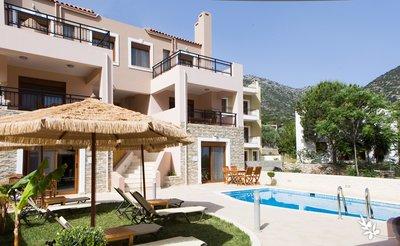 Отель Pantheon Villas & Suites 4* о. Крит – Ретимно Греция
