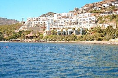 Отель Middle Town Bodrum Beach Hotel 4* Бодрум Турция