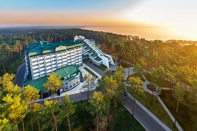 Отель Санаторий Спутник 3* Нарочь Беларусь