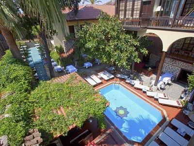Отель Alp Pasa Boutique Hotel 4* Анталия Турция