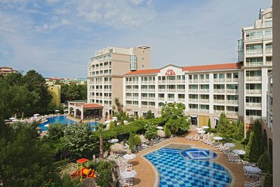 Отель Alba Hotel 4* Солнечный берег Болгария