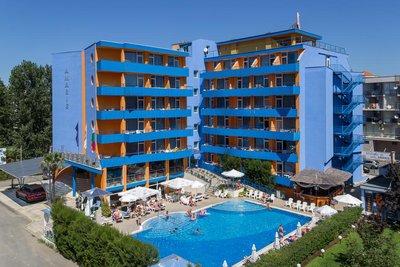 Отель Amaris Hotel 3* Солнечный берег Болгария