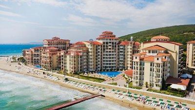 Отель Andalucia Beach 4* Елените Болгария
