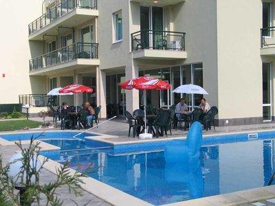 Отель Aurelia Hotel 3* Солнечный берег Болгария