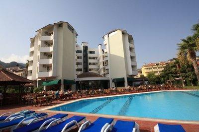 Отель Verde Hotel Icmeler 4* Мармарис Турция