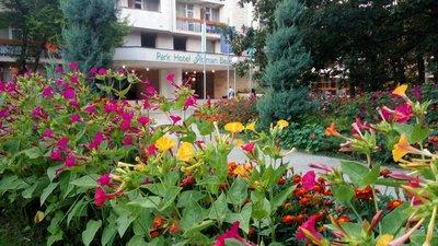 Отель Atliman Beach Park Hotel 2* Приморско Болгария