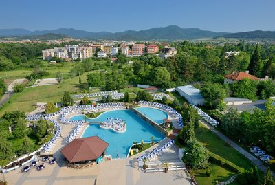 Отель Augusta Spa Hotel 3* Хисар Болгария