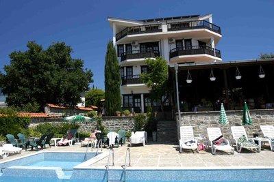 Отель Augusta Hotel 2* Солнечный берег Болгария