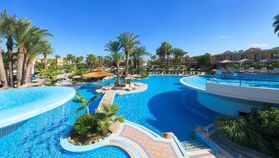Отель Atrium Palace Thalasso Spa Resort & Villas 5* о. Родос Греция