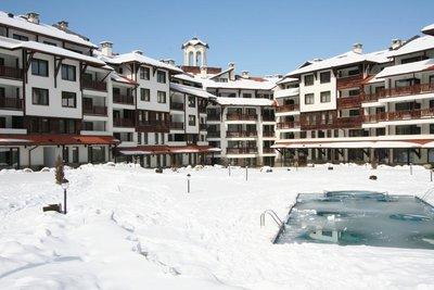 Отель Bansko Royal Towers 3* Банско Болгария