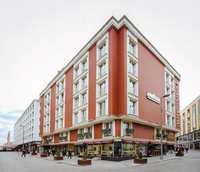 Отель Vicenza Hotel 4* Стамбул Турция