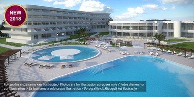 Отель Remisens Hotel Albatros 4* Цавтат Хорватия