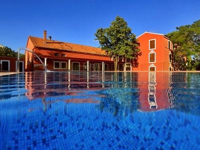 Отель Villa Donat Hotel & Dependence 3* Биоград Хорватия