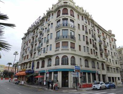 Отель Albert 1er Hotel 3* Ницца Франция