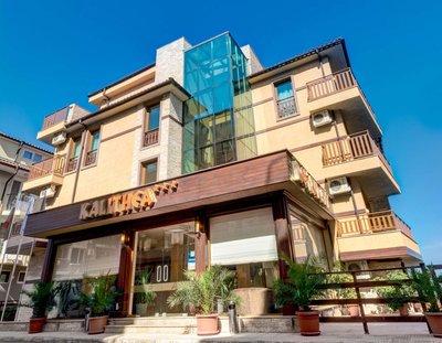 Отель Kalithea Hotel 3* Созополь Болгария