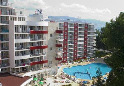 Отель Fenix Hotel 4* Солнечный берег Болгария