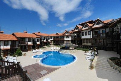 Отель Pearl Apartments 3* Созополь Болгария