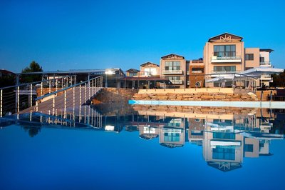 Отель Istion Club & Spa 5* Халкидики – Кассандра Греция