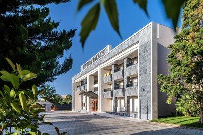 Отель Potidea Palace Hotel 4* Халкидики – Кассандра Греция