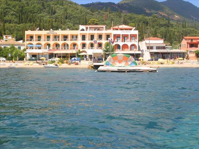 Отель Loutrouvia Hotel 2* о. Корфу Греция