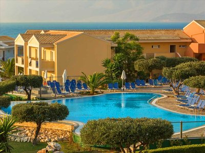 Отель Mareblue Beach Resort 4* о. Корфу Греция