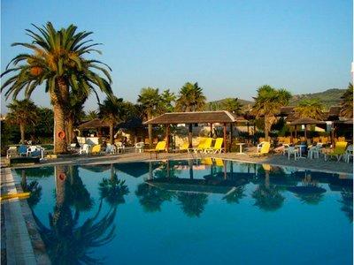 Отель Ionian Princess Club Hotel 4* о. Корфу Греция