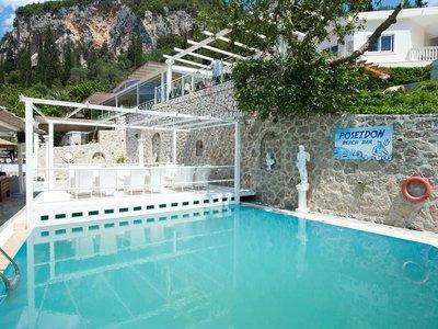 Отель Blue Princess Hotel & Suites 4* о. Корфу Греция