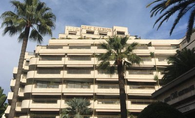 Отель Le Gray d'Albion Hotel 4* Канны Франция