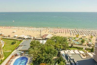 Отель Shipka Beach Hotel 3* Солнечный берег Болгария