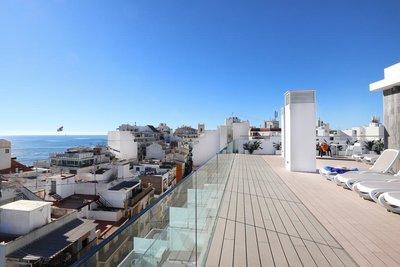 Отель Alameda Hotel 3* Коста Бланка Испания