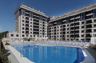 Отель Nuriasol Apartments 3* Коста Дель Соль Испания