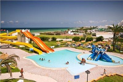 Отель Le Soleil Bella Vista Resort Hotel 4* Монастир Тунис