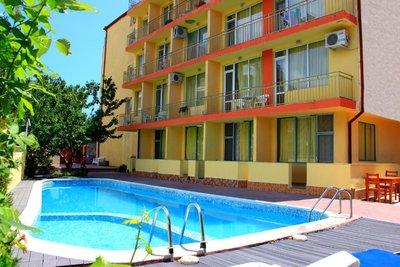 Отель Ryor Hotel 3* Солнечный берег Болгария