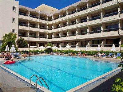 Отель Island Resorts Marisol 4* о. Родос Греция
