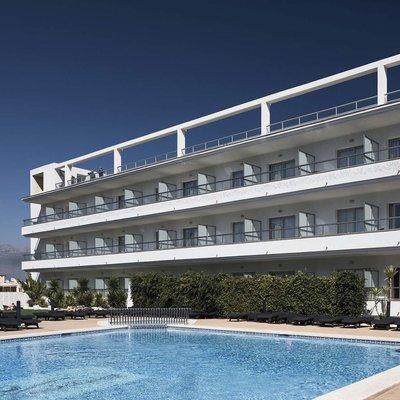 Отель Sun Palace Albir & Spa Hotel 4* Коста Бланка Испания