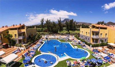 Отель Coral Compostela Beach Golf 3* о. Тенерифе (Канары) Испания