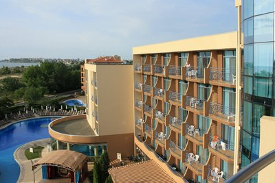 Отель Tiara Beach 4* Солнечный берег Болгария