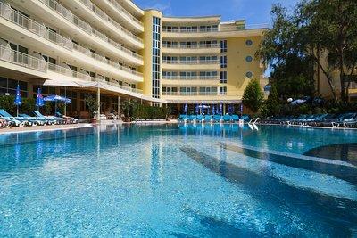 Отель Wela Hotel 4* Солнечный берег Болгария