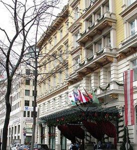 Отель Grand Hotel Wien 4* Вена Австрия