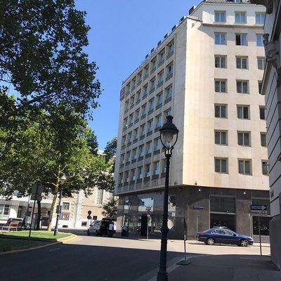 Отель Aparthotel Adagio Vienna City 4* Вена Австрия