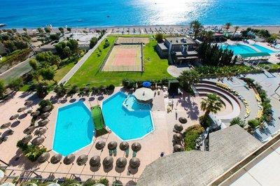 Отель Dessole Olympos Beach Resort 4* о. Родос Греция