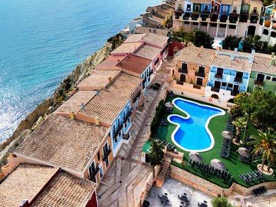 Отель Pueblo Acantilado Suites 4* Коста Бланка Испания