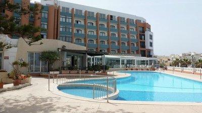 Отель Dolmen Hotel 4* Сан Паула Бей Мальта